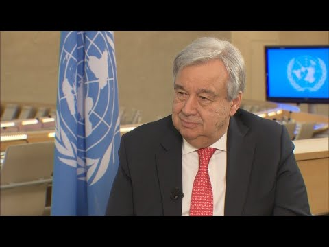 UN chief Guterres: 'Peace in Yemen is possible'