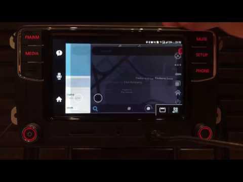 RCD330 - Full Mirrorlink Android (UPDATE) - смотреть онлайн