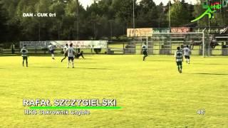 preview picture of video 'Pasjonat Dankowice   Cukrownik Chybie[ Bramki]'