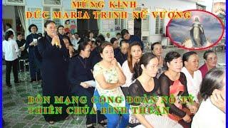 GX.Bình Thuận – Bổn Mạng Cộng Đoàn Nô Tỳ Thiên Chúa