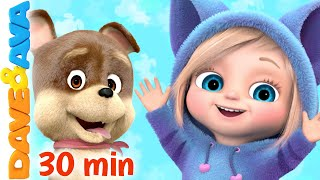 🐶 Bingo & More Nursery Rhymes and Kids Songs by Dave and Ava 🐶