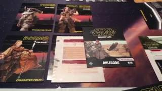 Star Wars: The Force Awakens Beginner Game (RPG) Review