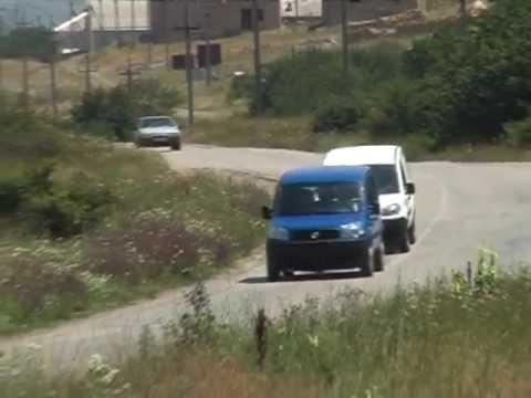 Fiat  Doblo Минивен класса M - тест-драйв 4