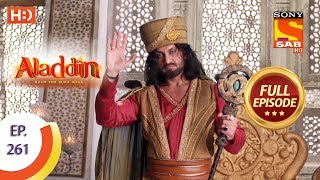 Aladdin   Ep 261   Full Episode   15th August, 2019