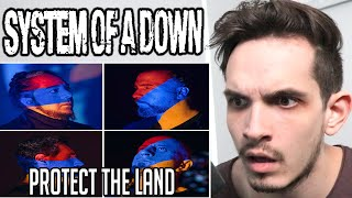 Metal Musician Reacts to System Of A Down | Protect The Land |