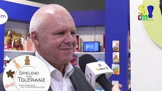 SPIELWARENMESSE 2019 - HCM Kinzel - Markus Kinzel im Interview - Spiel doch mal...!