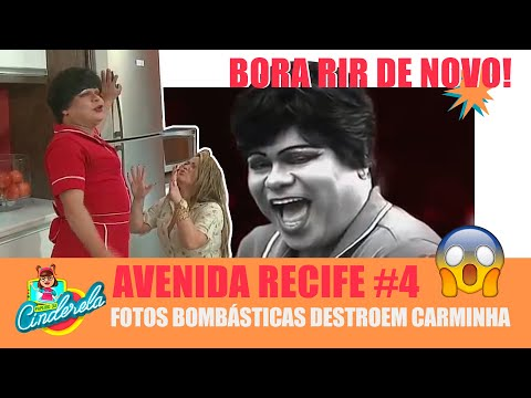 Avenida Recife: Nina revela fotos bombásticas que deixam Carminha no chão - Ep. 4