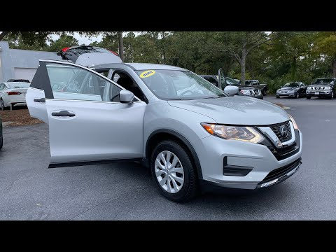 Certified Pre-Owned 2019 Nissan Rogue FWD S *Limited Production* *Ltd Ava