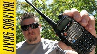 Baofeng for Dummies UV5R+ HAM Radio Tutorial