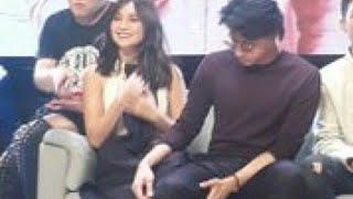 Daniel Padilla Overprotective kay Kathryn Bernardo sa Meet and Greet sa Legazpi