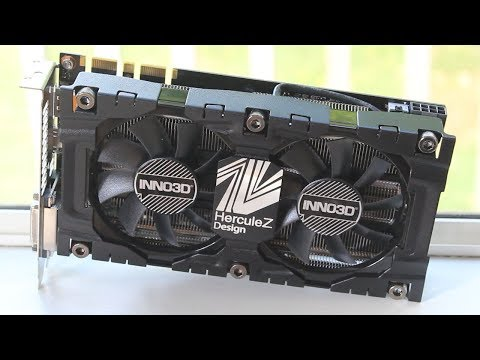 Inno3D Herculez Twin X2 GTX1070Ti Unboxing & Overview