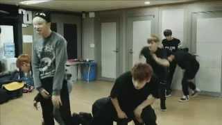 BTS - Showcase Making 1/3