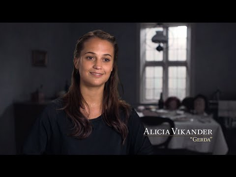 The Danish Girl (Featurette 'Alicia Vikander')