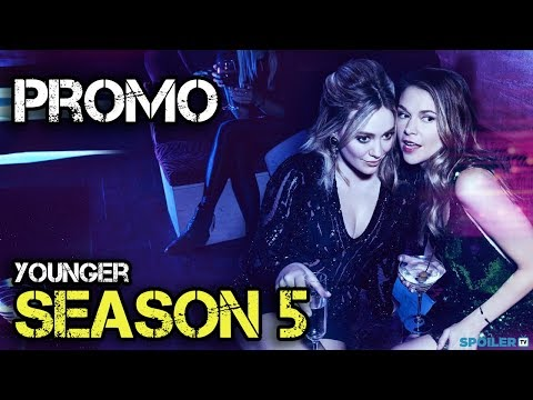 Younger Season 5 Australian Promo