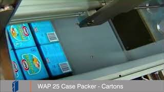 Fibre King WAP25 Casepacker - Cheese Cartons