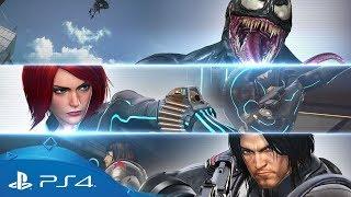 Marvel vs Capcom Infinite Character Pass 1