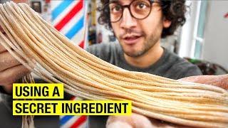I Made FRESH Ramen Noodles From Scratch...
