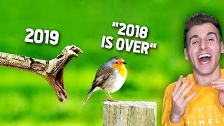 """The Funniest """"New Year"""" Meme Compilation"""