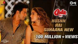 Husn Hai Suhana Lyrics New - YouTube