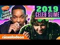 SLIME CAM 📹 Ft. Will Smith, David Dobrik, Adam Sandler, & More!   2019 Kids' Choice Awards   Nick