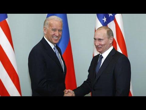 Πούτιν προς Μπάιντεν:«Ας συζητήσουμε σε απευθείας μετάδοση»…