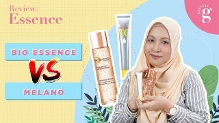 Review: Essence Ini Bagus Ke? Bio Essence Vs Melano