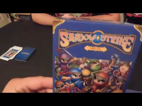 Shadow Strike: Melee by Pure Fun Games (Gameplay and Review)