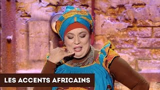 Les accents Africains (Jamel Comedy Club)