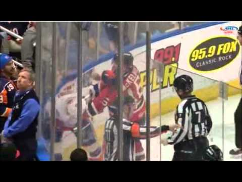 Matt Donovan vs. Chris McKelvie