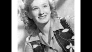 Rosalie Allen - I Want To Be A Cowboy's Sweetheart (1946).