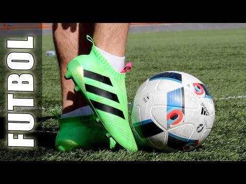 Como Patear con Potencia en Futbol (Chutar Fuerte con Empeine ) - Videos, Goles & Jugadas de Fútbol
