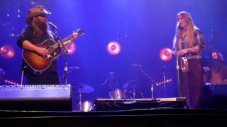 Chris Stapleton - Daddy Doesn't Pray Anymore (10/15/2016) Nashville, TN