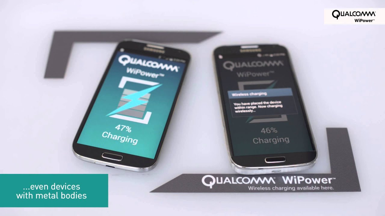 Qualcomm Has Removed A Major Disadvantage To Wireless Charging
