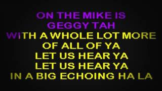 SC2102 07   Geggy Tah   Whoever You Are [karaoke]
