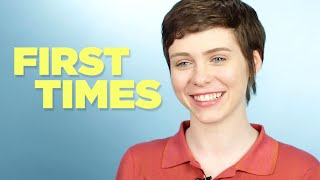 Sophia Lillis First Talks About Her First Times