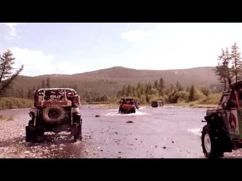 4x4 Off Road Challenge Rally Extreme Mongolia