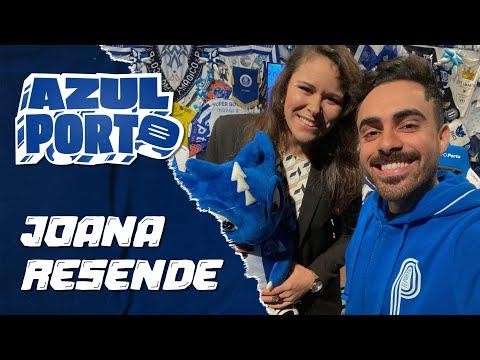 """Azul Porto"" - Joana Resende (AJM FC Porto)"