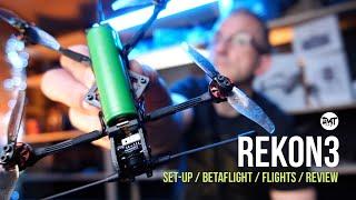 Rekon 3 nano long range RekonFPV - FULL review