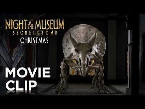 Night at the Museum: Secret of the Tomb (Clip 'Go Fetch')