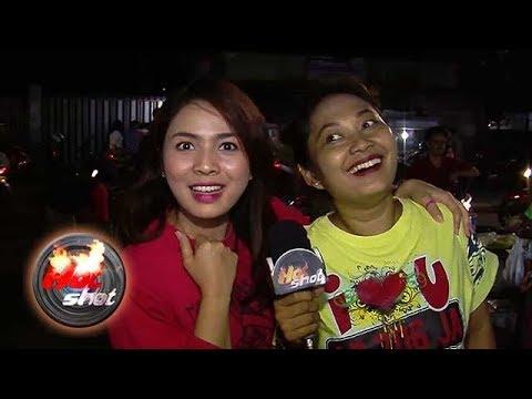 Kompaknya Erma Zarima dan Widi Dwinanda Belanja untuk Sahur di Pasar - Hot Shot 20 Mei 2018