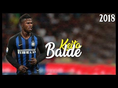 Keita Baldé 2018 - Skills & Goals/Le migliori giocate in Serie A