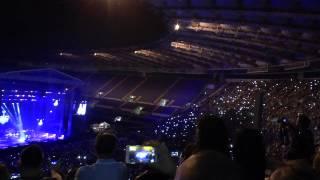 Venditti Live Stadio Olimpico 5 set 2015 - Sotto il segno dei pesci e Notte prima degli esami