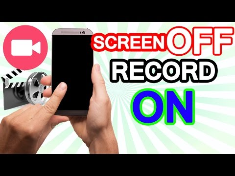 Record video with screen off or while phone is locked   Spy video recorder   How to   In hindi
