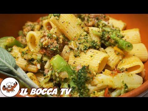 337 - Maccheroni broccoli e salsiccia...come accendere una miccia!