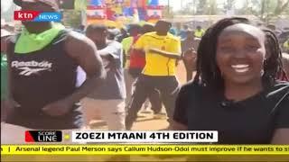 How Zoezi Mtaani 4th Edition panned out at Uhuru Estate  | #KTNScoreline