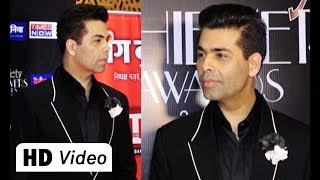 Karan Johar At Society Achievers Awards 2018