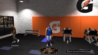 NBA 2K20 MyBuilder New Training Facility Weekly Requirements First Look & +4 boosts!  Critical!
