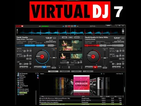How to install virtual dj skins? (with pictures, videos