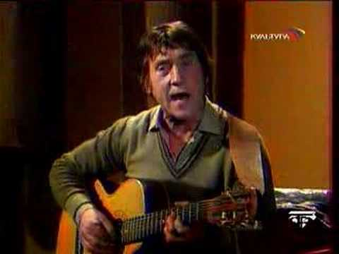 Video of In memory of Vladimir Vysotsky