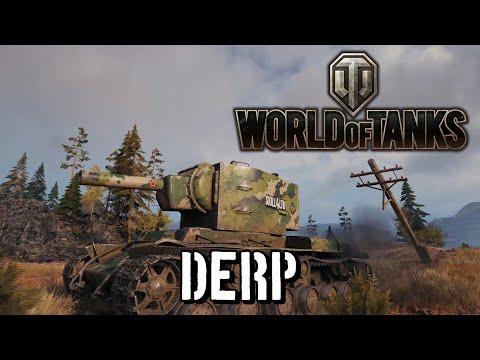 World of Tanks - Derp